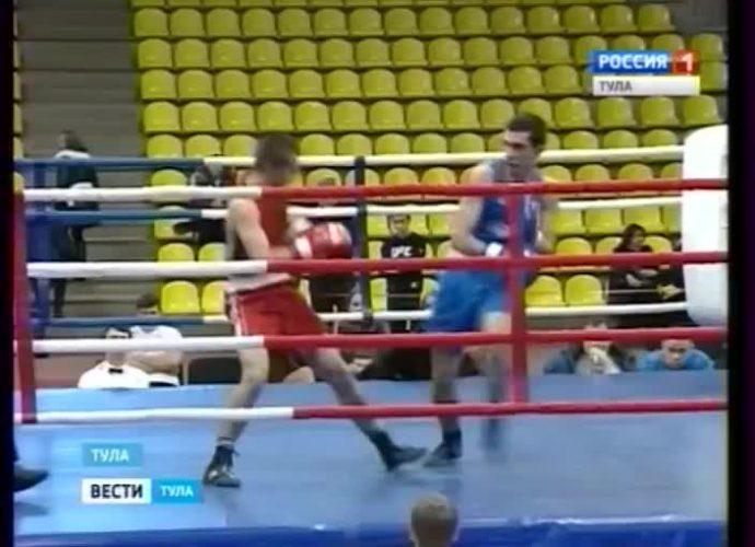 Тульские боксёры завоевали шесть медалей на «Гран-при Тулы»