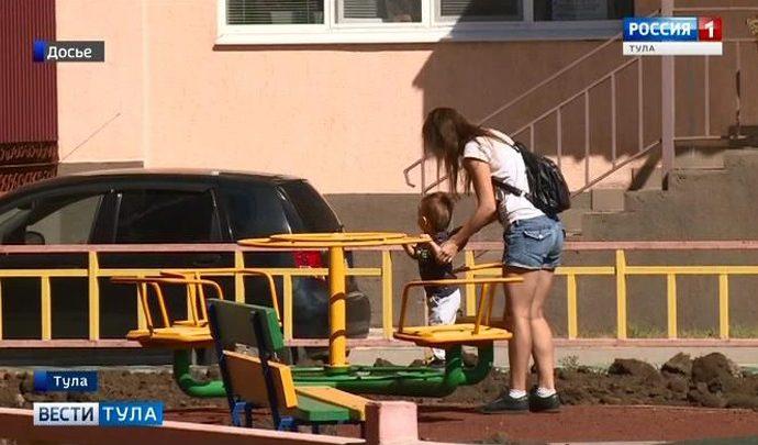 Прокуратура проверила детские площадки региона