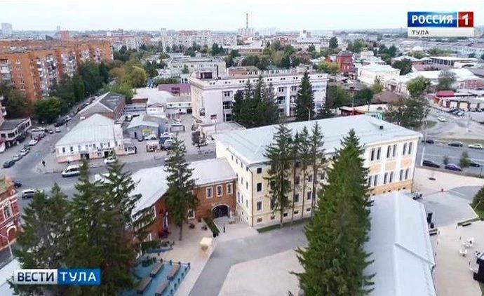 Исторический центр Тулы ждёт «ревитализация»
