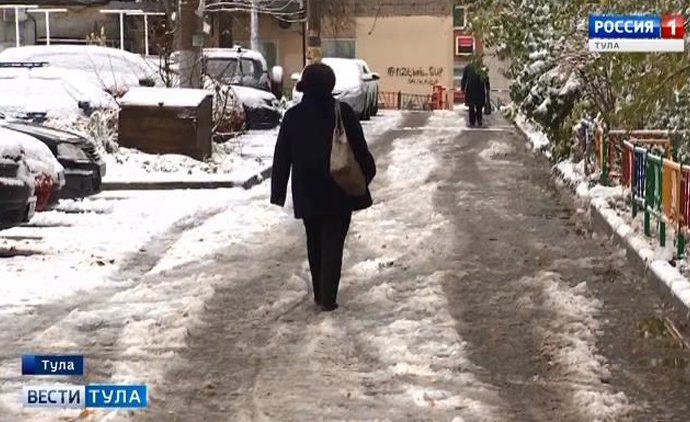 Корреспондент «Вестей» выяснила, как Тула справилась со снегопадом