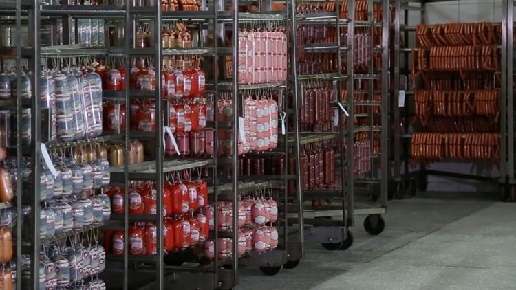 Тульский Роспотребнадзор арестовал 39 партий мясной продукции