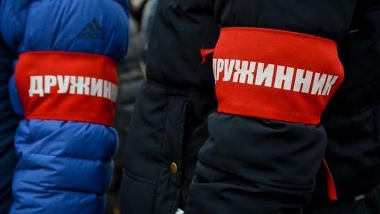 В областную Думу внесен законопроект, касающийся деятельности народных дружин