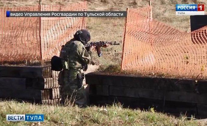 В Туле прошел турнир по практической стрельбе