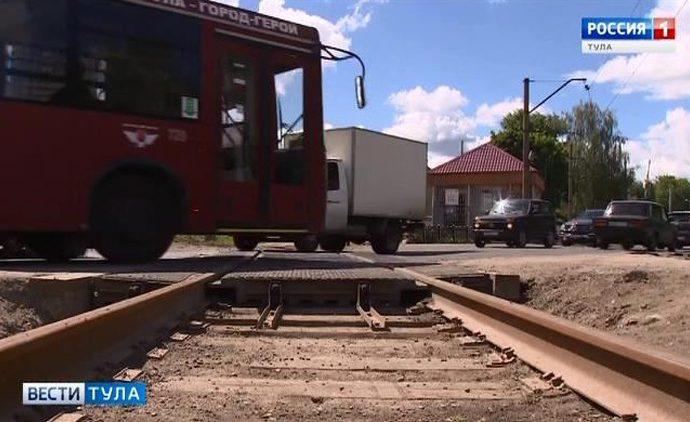 На улице Столетова в Туле ограничат движение транспорта