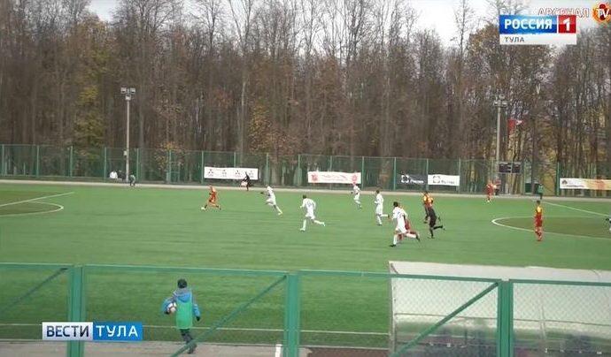 Молодёжный состав «Арсенала» разгромил сверстников из «Оренбурга»