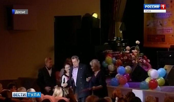Николай Караченцов в последний раз приезжал в Тулу в 2014 году