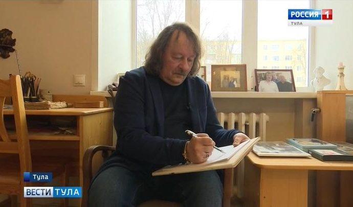 Александр Майоров избран академиком Российской академии художеств