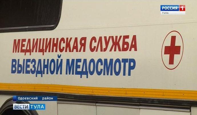 В Тульской области волонтёры-медики привозят «Добро в село»