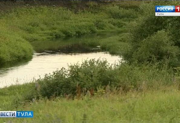 В Тульской области определены границы водоохранных зон