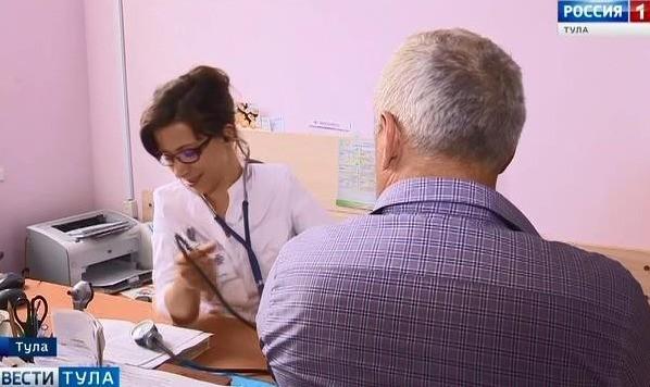 В здравоохранении региона внедряют новую систему скрининга