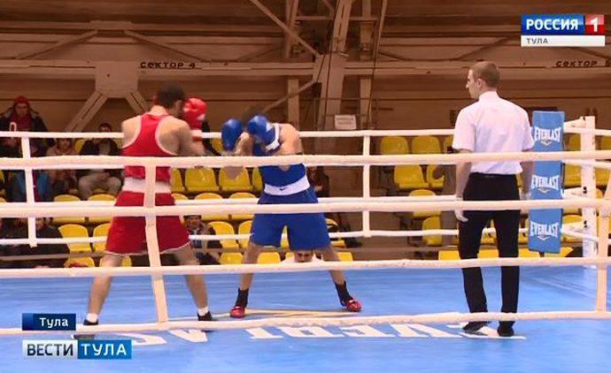 13 представителей Тульской области выйдут на ринг