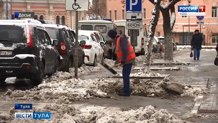 Система «Снег» с сегодняшнего дня возобновляет работу в Тульской области