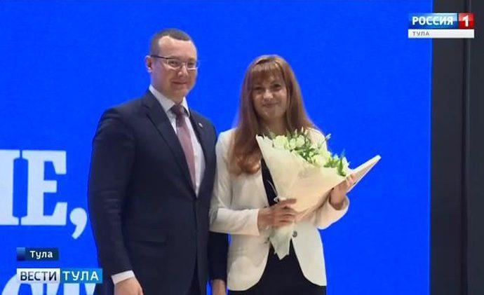 Журналистов тульского филиала ВГТРК наградили за любовь к России