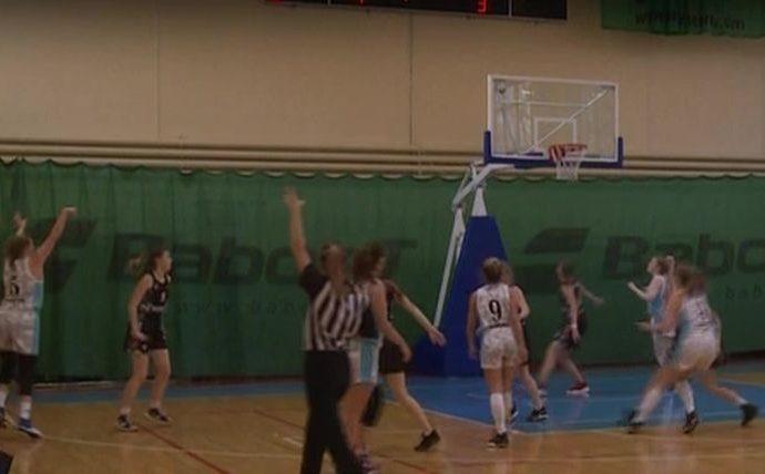 Женская баскетбольная команда ТГПУ вышла на первую строчку турнирной таблицы