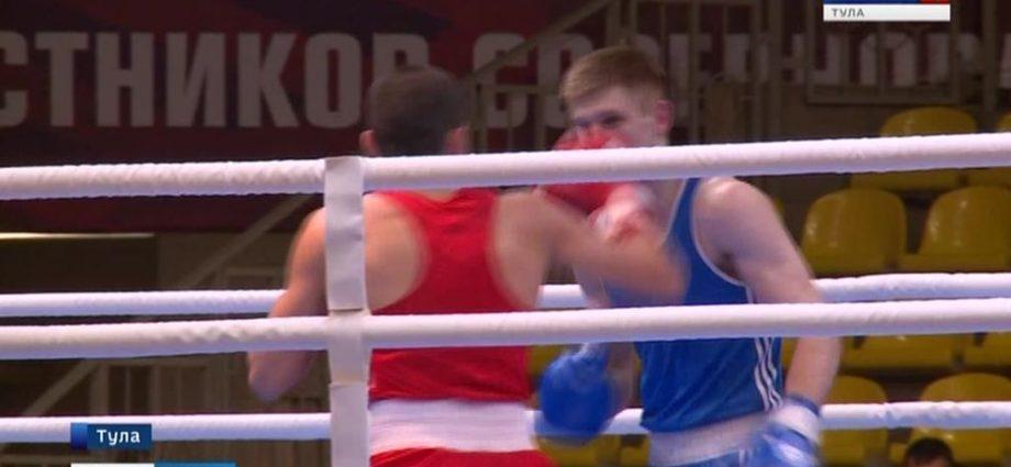 В финалах «Гран-при Тулы» боксёры Тульской области завоевали 12 наград