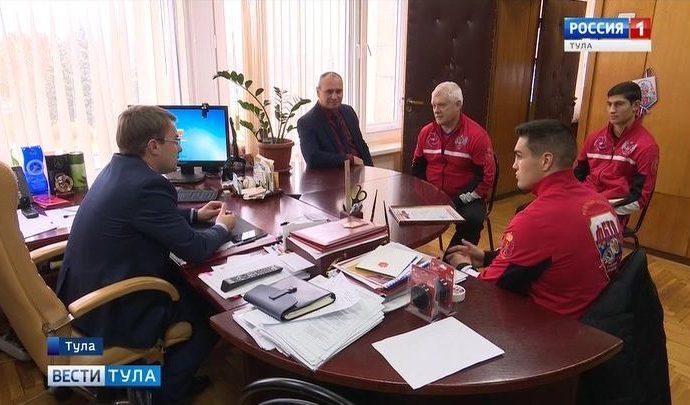 Павел Фёдоров показал лучший результат в истории тульского бокса