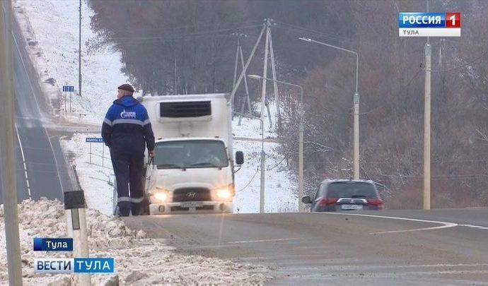 Жители деревни Волоть по дороге домой рискуют жизнью