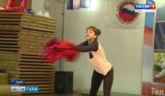Тульские чирлидеры в Сочи завоевали пять золотых медалей