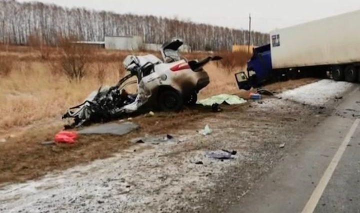 На тульских дорогах за сутки погибли три человека