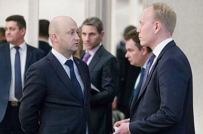 Финской делегации представлен инвестиционный потенциал Тульской области