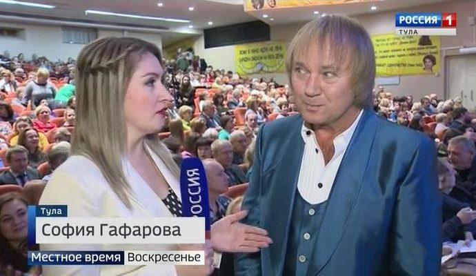 Фестиваль «Улыбнись, Россия!» не попрощался с Тулой