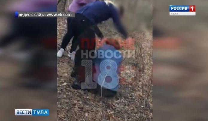 Суворовские школьницы избили сверстницу