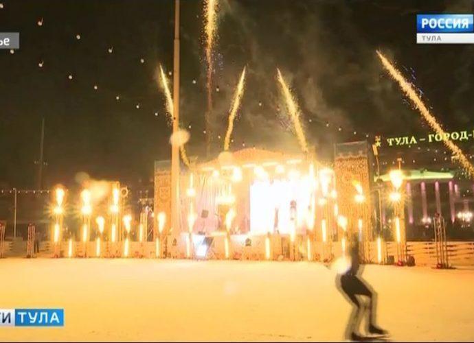 Проект «Тула – новогодняя столица России» будет сопровождать праздник живота