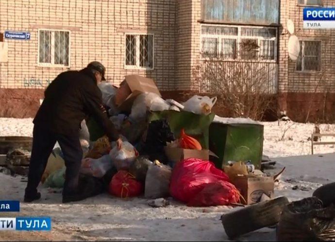 На новый полигон в Туле отправят только тот мусор, который не сожгут