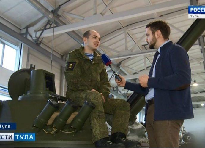 Как проходят службу тульские солдаты-инженеры?