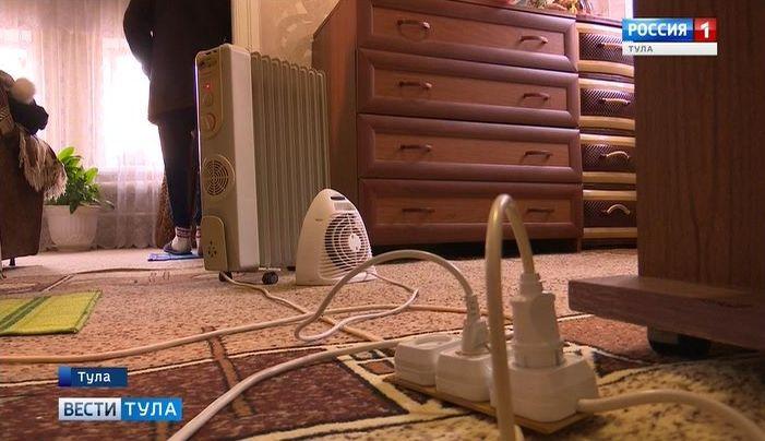 Жители 400 домов в Туле разобрали печи, но не дождались газа