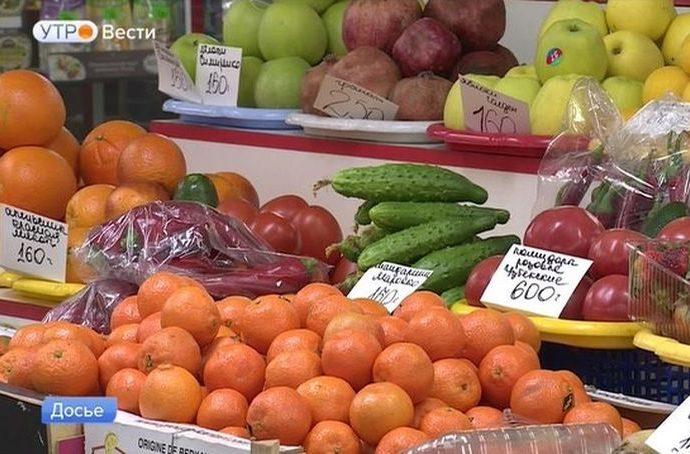 Тульский Роспотребнадзор изъял с прилавков подгнившие фрукты