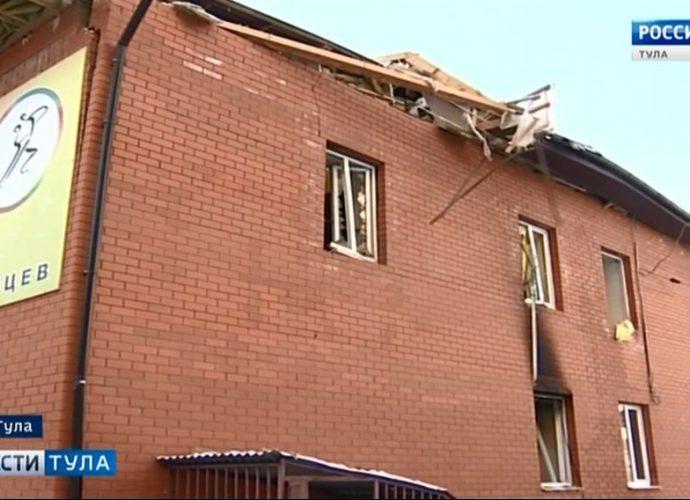 Огненная тренировка: в Туле сгорел тренажёрный зал