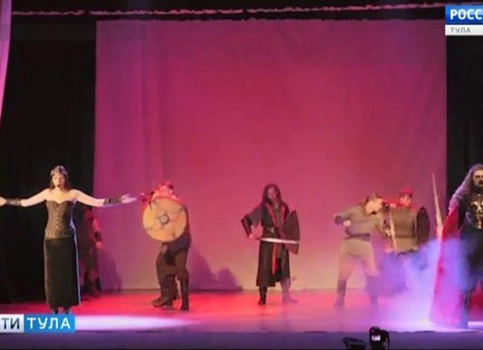 В Туле будет показана музыкальная драма о человеке, испорченном войной