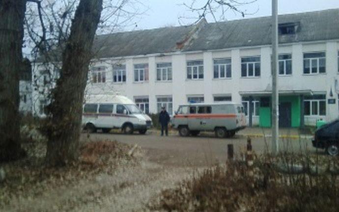 В товарковской школе произошёл разлив ртути
