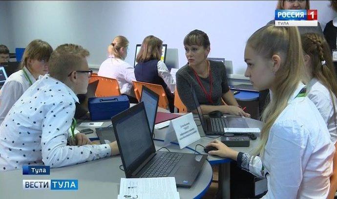 Ещё четыре технопарка откроются в школах Тульской области