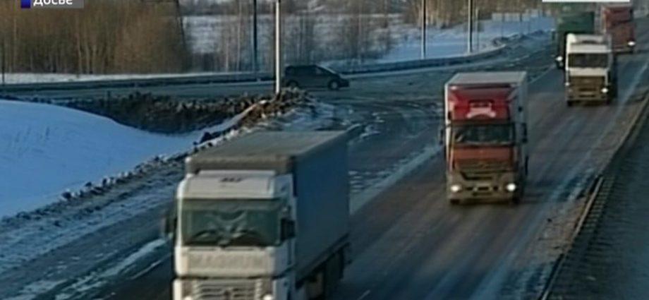 В Тульской области обновлено 60 километров федеральных трасс