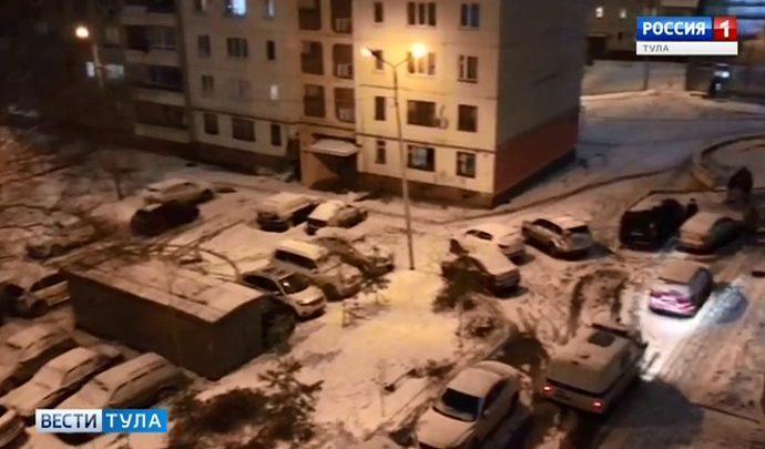 На Лейтейзена в Туле погиб мужчина, выпавший из окна