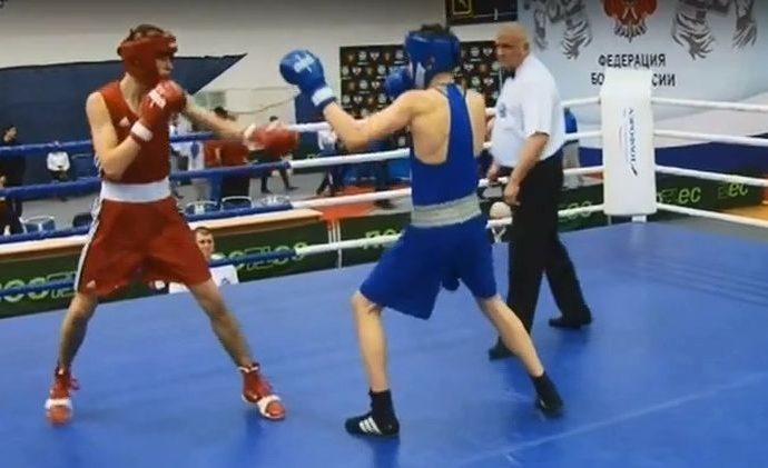 Тульский боксёр стал победителем первенства России среди юношей