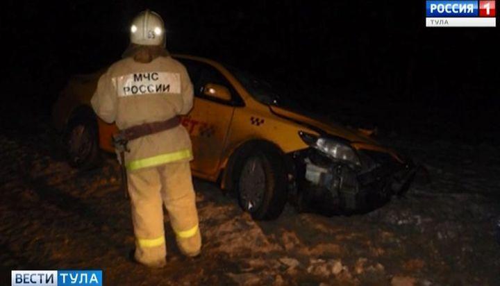 Водитель «Тойоты» госпитализирован после столкновения с «ЗИЛом»