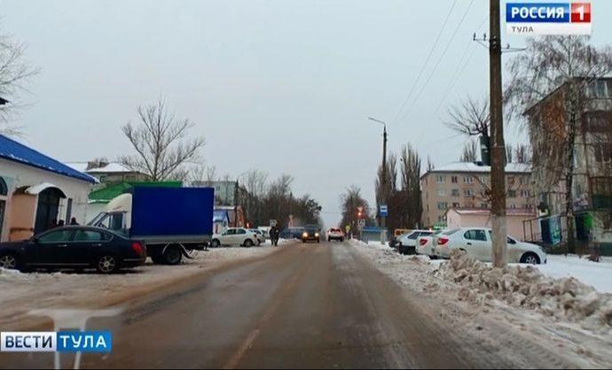 В Ефремове водитель «Приоры» сбил мальчика