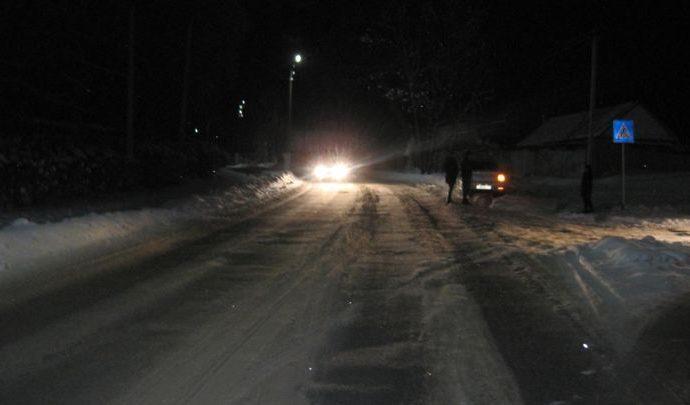 Пешеходы дважды за сутки стали участниками ДТП в Тульской области