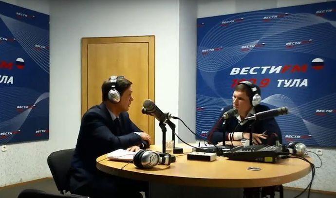 Вести FM Тула. «Формат 71» с Игорем Игнатовым. 05.12.2018