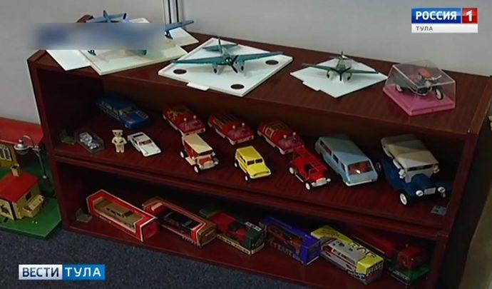 В Одоеве откроется музей советской игрушки «В Детство»