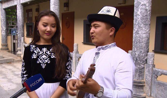 Специальный репортаж: Молодёжный культурный форум стран СНГ. 26.05.2018