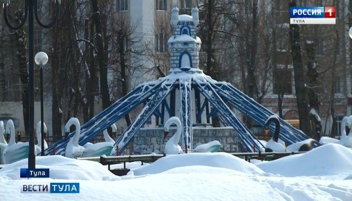 Туляки смогут высказать пожелания по благоустройству Кировского сквера