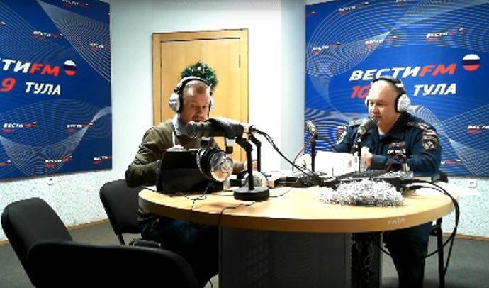 Вести FM Тула. «Формат 71» с Владимиром Комаровым. 26.12.2018