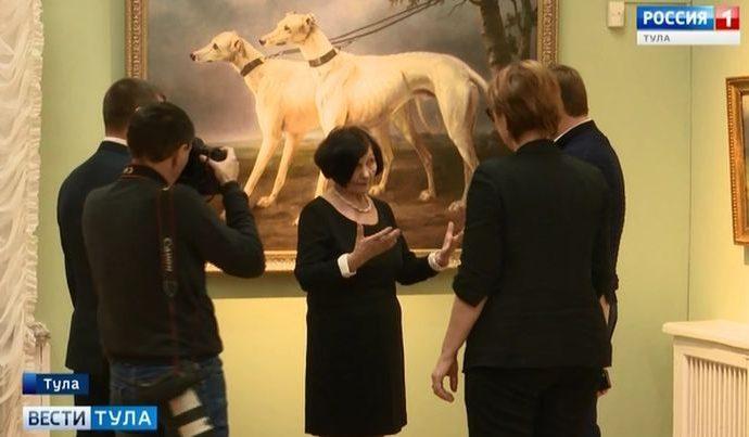 Капремонт в Тульском художественном музее не решил проблему микроклимата