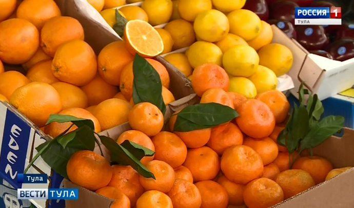 Как выбрать правильный мандарин?