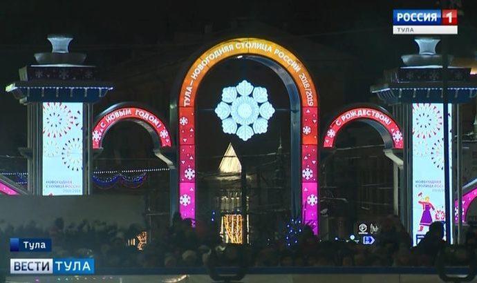 Безопасна ли «Новогодняя столица России»?