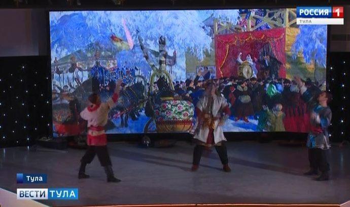 В Тульском музее оружия гостей удивят шоу с трюками